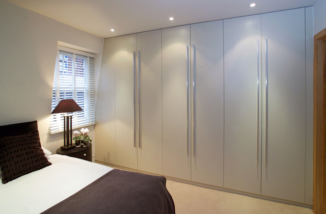 Gloss Wardrobe Doors
